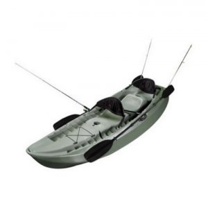 Lifetime Sport Fisher Tandem Kayak Review