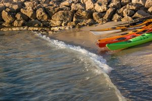Five Benefits of Kayaking